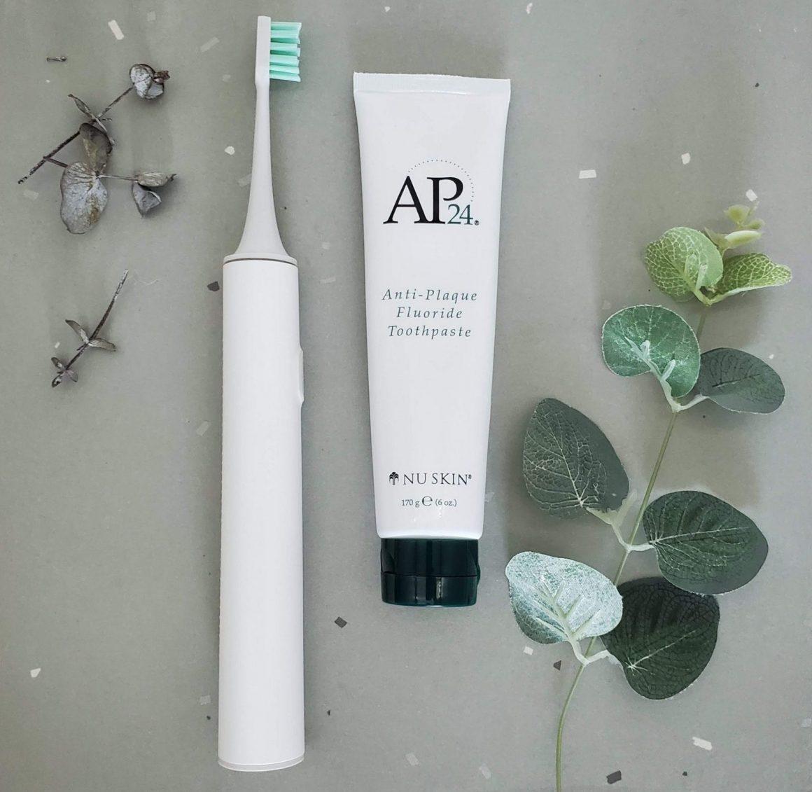 Nu Skin Whitening Toothpaste AP24: Review