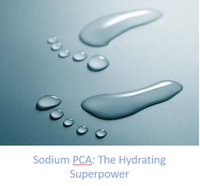 Sodium PCA: The Hydrating Superpower